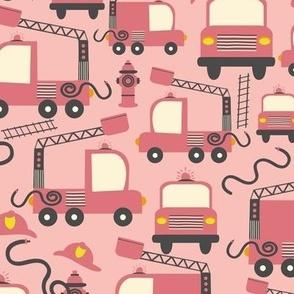 Animal Transportation Busy Road Trucks Cars