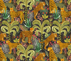 Welcome to the jungle_dark taupe_med