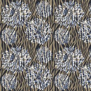 zinnia zebra greys