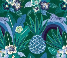 blue green tropical fantasy/jumbo scale