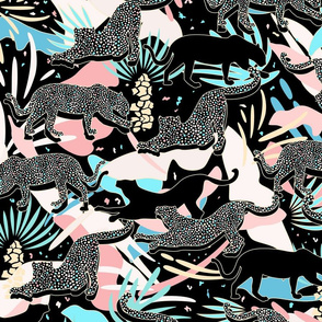 Exotic Glam Jungle / Maximalist Wilds - Big