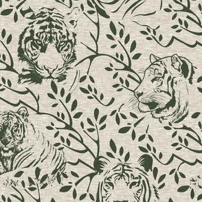 Animalier Jungle