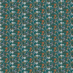 Willow - Wildflowers Medium Scale