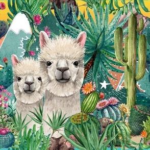 Llama Paradise