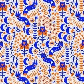 Warrior Pattern