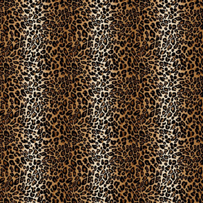 classic leopard - deep - small scale
