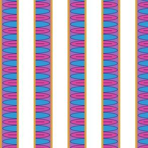 Teacup Stripes Small