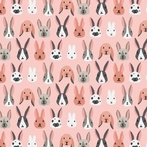 Easter Bunny Rabbits mini