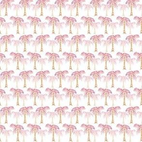 Petite Pink Safari Palms