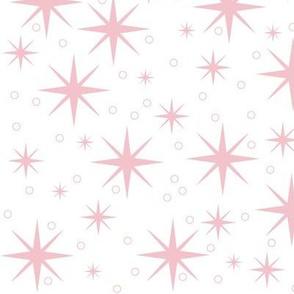 Stardust - pink/white