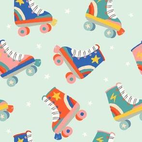 Roller Skate Nostalgia