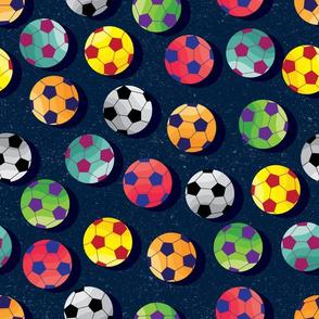 Soccer Fan by ArtfulFreddy
