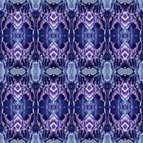 PETAL DANCE BLUE  4  12x24