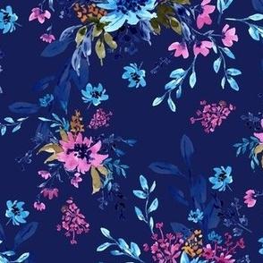 Giacinta Spring Blossom - Blue