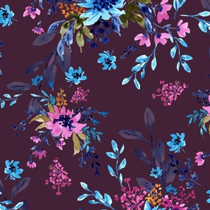 Giacinta Spring Blossom - Mauve