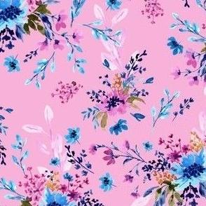 Giacinta Spring Blossom - Pastel Pink