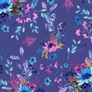 Giacinta Spring Blossom - Pastel Purple