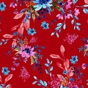 Giacinta Spring Blossom - Red