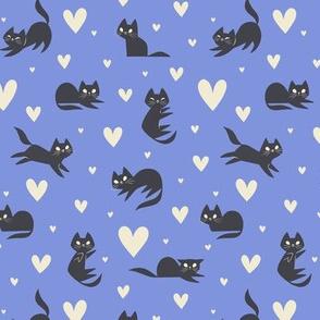 Smitten Kittens (Blue)