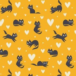 Smitten Kittens (Yellow)