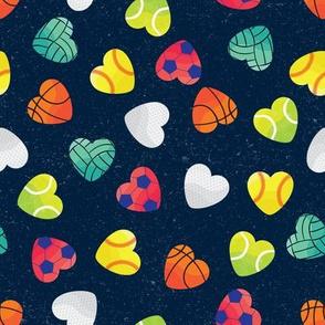 Girls Love Sports by ArtfulFreddy smaller print