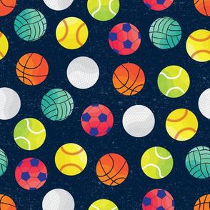 Girls Sports by ArtfulFreddy