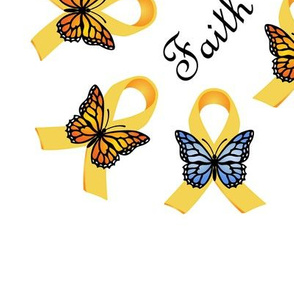friends-of-faith-pruden-foundation-butterfly-and-ribbon-blanket-by-alice-frenz-2020-02-14 Spoonflower Minky Blanket