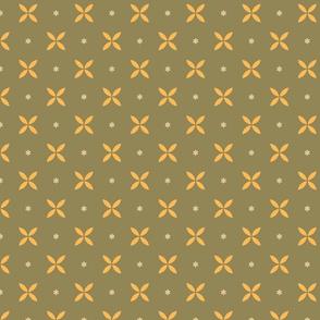 Basic geometric  | olive