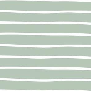 Sage Stripe