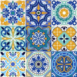 Ceramic Portuguese Tiles