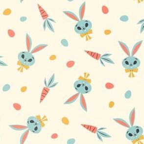 Spring Bunnies (Large)