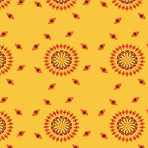 Mayan Sun