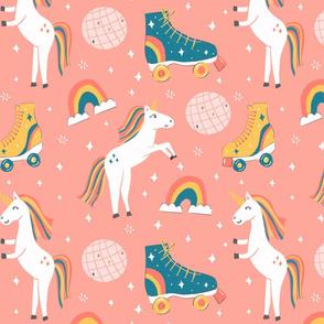 Unicorn Skate Party