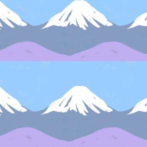 Mount Fuji Design - Japan