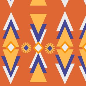 rust orange sw
