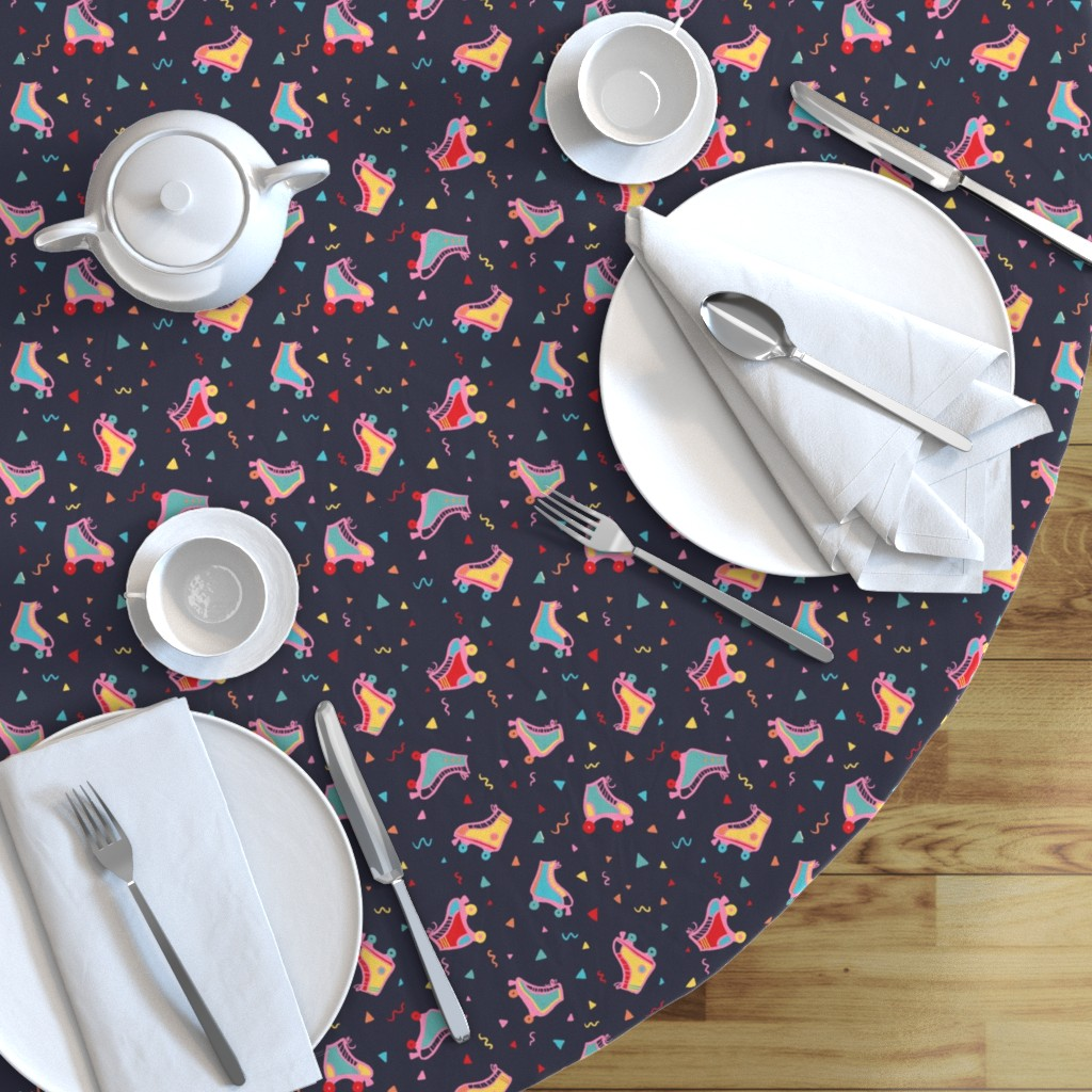 table_round_topdown
