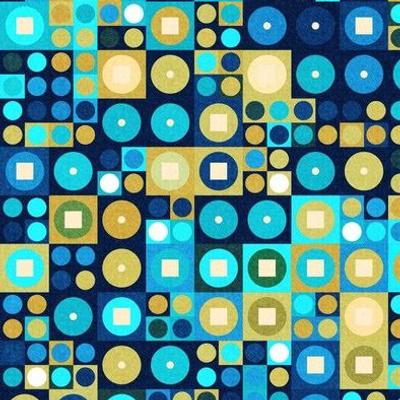 """Abstract Dots, 10.5"""""""