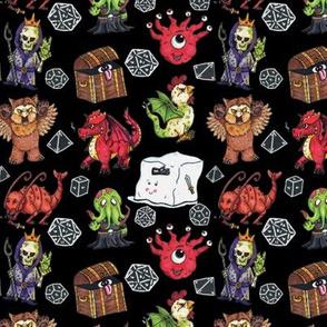 DnD Monsters v1