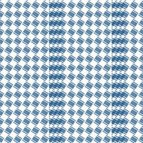 stripes classic blue