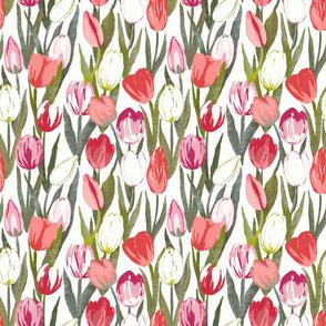 Tulip Bloom small scale