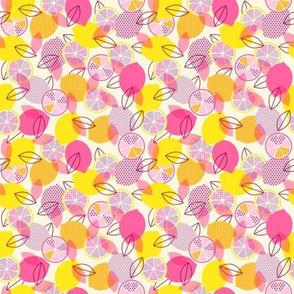 pop art lemons - small