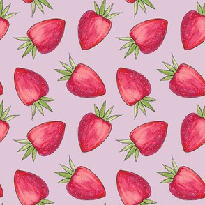 Summer Strawberry - Lilac