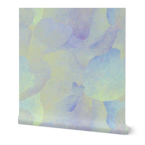 Soft Petals Blue Violet