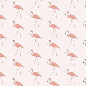 Pink Flamingos Large scale