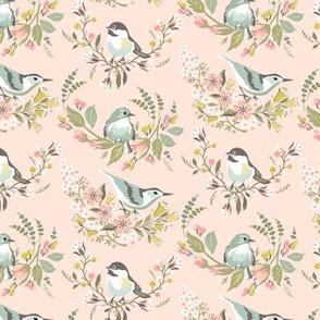 Bird's Nest: Blush
