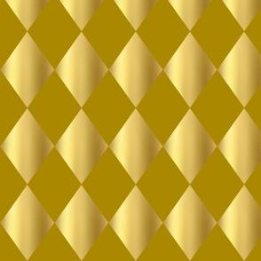 Harlequin Gold on Gold