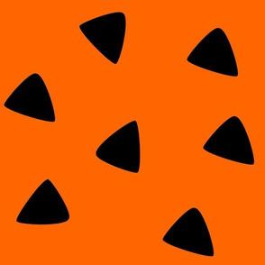 Orange Caveman Fred - Small