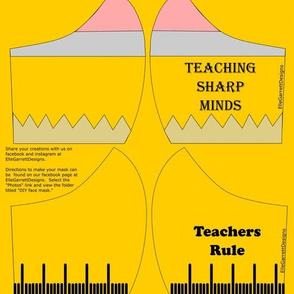 Teacher FaceMask