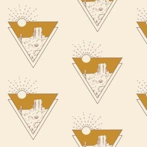 Scenic Plateau Triangles