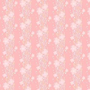 Pink Garden Flowers